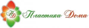 Логотип компании Пластика Дома