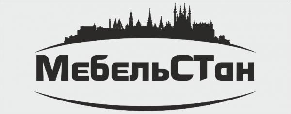 Логотип компании Мебельстан