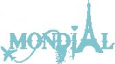 Логотип компании MONDIAL