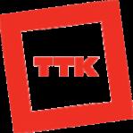 Логотип компании ТрансТелеКом АО