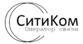 Логотип компании Сити Ком