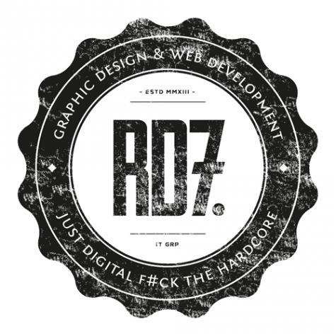 Логотип компании RD7