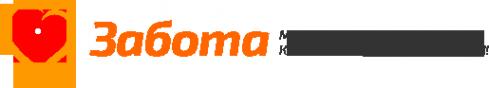 Логотип компании Забота