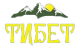 Логотип компании Тибет