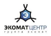 Логотип компании Экомат-Инвест